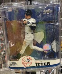 New York Yankees Derek Jeter McFarlane Figure Series 22