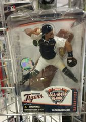 Detriot Tigers Ivan Pudge Rodriguez Exclusive McFarlane Figure All Star