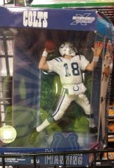 Indianapolis Colts Peyton Manning Mcfarlane Figure Special Edition