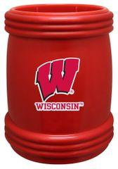 Wisconsin Badgers Magna Coolie Beverage Holder