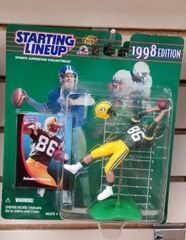 Green Bay Packers Antonio Freeman Starting Lineup Figure 1998