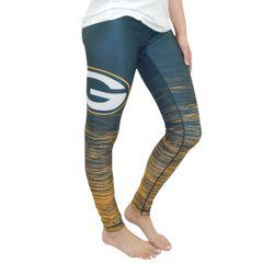 Green Bay Packers Ladies Showpiece Leggings