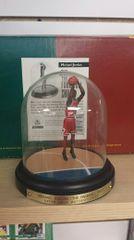 Chicago Bulls Michael Jordan Upper Deck Farewell Shot Figurine