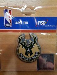 Milwaukee Bucks Lapel Pin Fear The Deer!!!