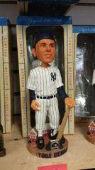 New York Yankees Yogi Berra Cooperstown Legends of The Park Bobblehead