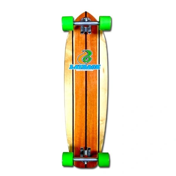 Layback Inlay Complete Longboard LICL001