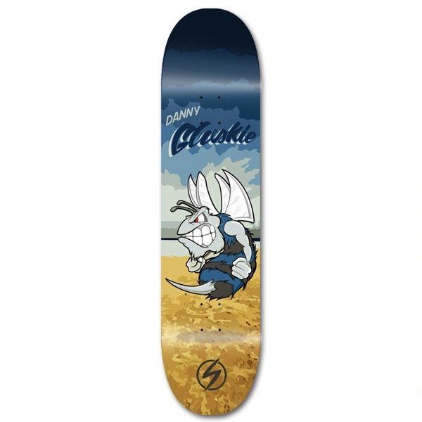 Siren Gluskie Hornet Skateboard Deck SGHS001
