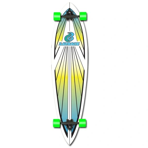 Layback Soulride Pin Tail Complete Longboard LSPT001