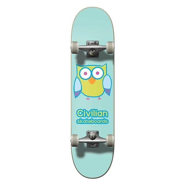 "Civilian Wildfire Series ""Owl 2"" Complete Mini-Street (Groms) CWSO001"