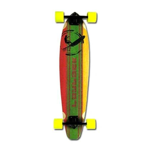 Layback Roots Complete Longboard LRCL001