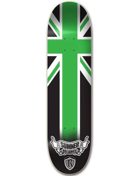 Reliance PP Sumner Union Cross Skateboard Deck RPSU001