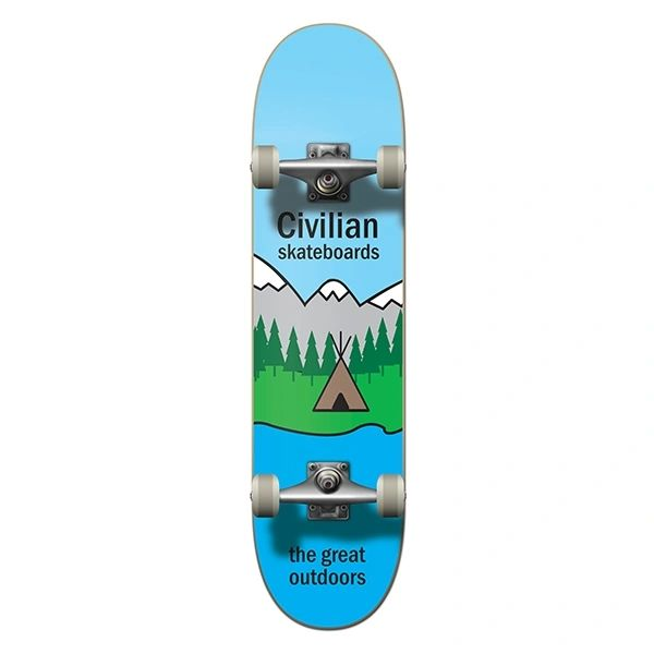 Civilian The Great Outdoors Complete Street CTGO001