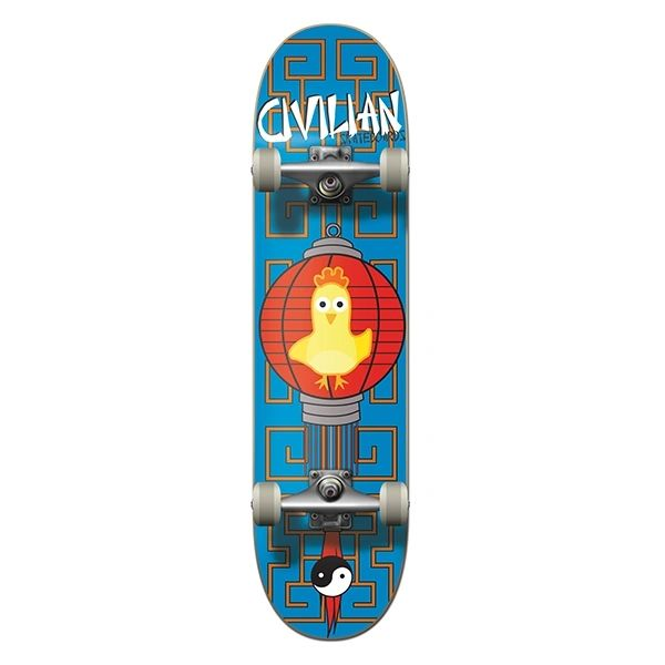"Civilian Lantern Series ""Chicken"" Complete Mini-Street (Groms) CLSC001"
