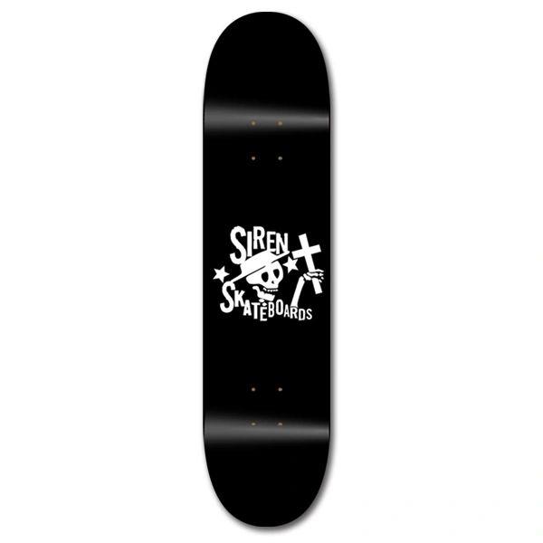 Siren Album Distortion Skateboard Deck SADS001