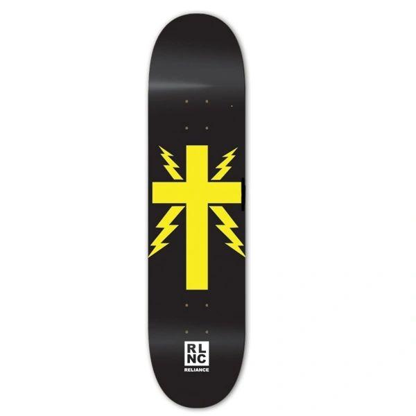 Reliance Team Cross Skateboard Deck RTCS001