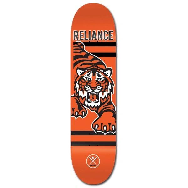 Reliance Team Slugger Det Skateboard Deck RTSD001