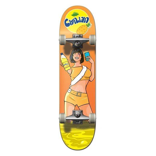 "Civilian Fantastic Series ""Pineapple-Girl"" Complete Street CFSP001"