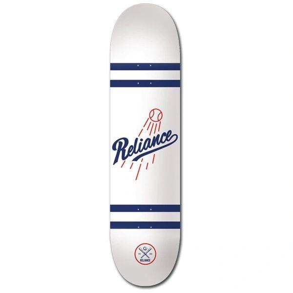 Reliance Team Slugger LA Skateboard Deck RTSL001