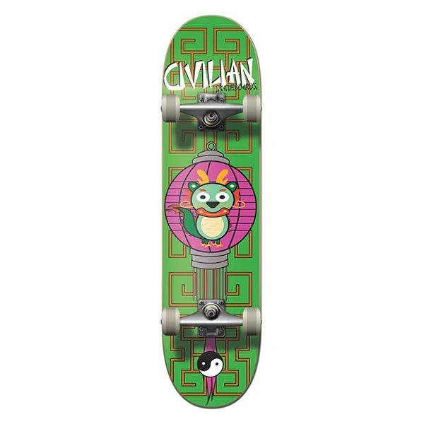 "Civilian Lantern Series ""Dragon"" Complete Mini-Street (Groms) CLSD001"