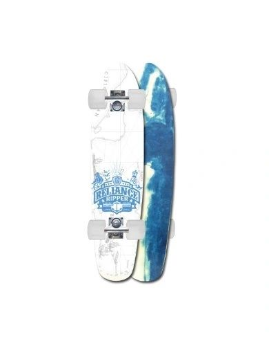 Reliance Ripper Fiberglass Cruiser Skateboard Deck RRFC001