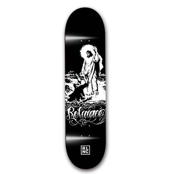 Reliance Peter Skateboard Deck RPTS001