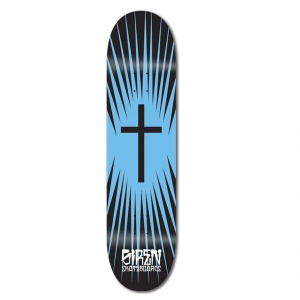 Siren Team Cross Skateboard Deck STCS001