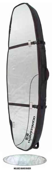 Ocean&Earth Double Coffin Shortboard Bag OEDC003