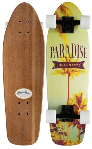 Paradise Instapalm Cruiser Complete Skateboard PICC001