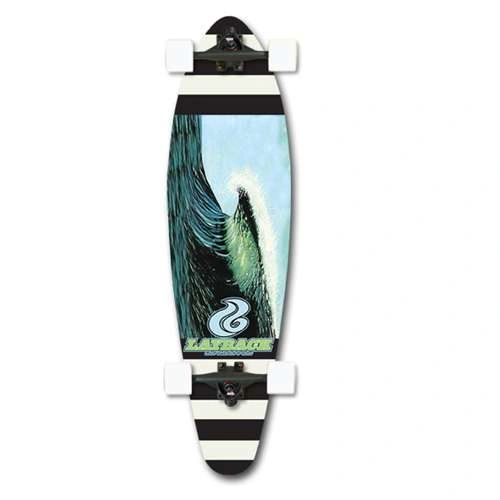 Layback New Wave Complete Longboard LNWC001