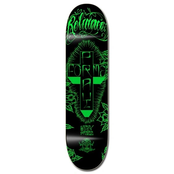 Reliance PP Pray For Me Skateboard Deck RPFS001
