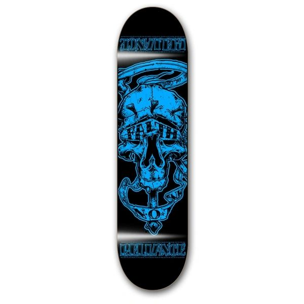 Reliance Faith PP Skateboard Deck RFPS001