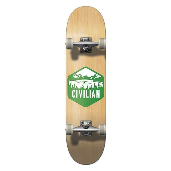 """Civilian Nat'l Parks Series """"Glacier"""" Complete Street CNPS001"""