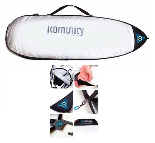 Komunity Project Single-Day-Use Fishboard Bag KPSF001