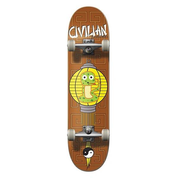 "Civilian Lantern Series ""Snake"" Complete Mini-Street (Groms) CLSS001"