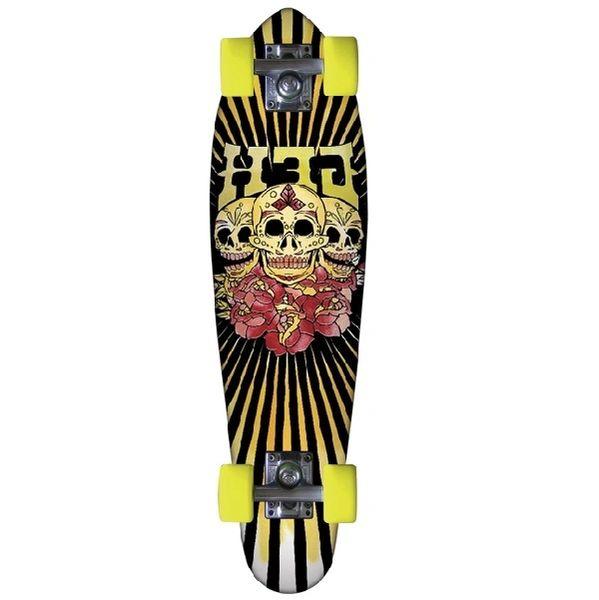 GFH Dead Cruiser Complete Skateboard GDCC001