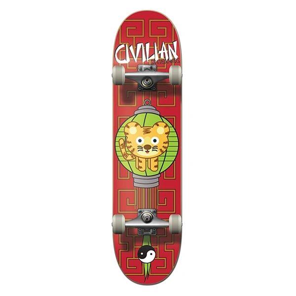 "Civilian Lantern Series ""Tiger"" Complete Mini-Street (Groms) CLST001"