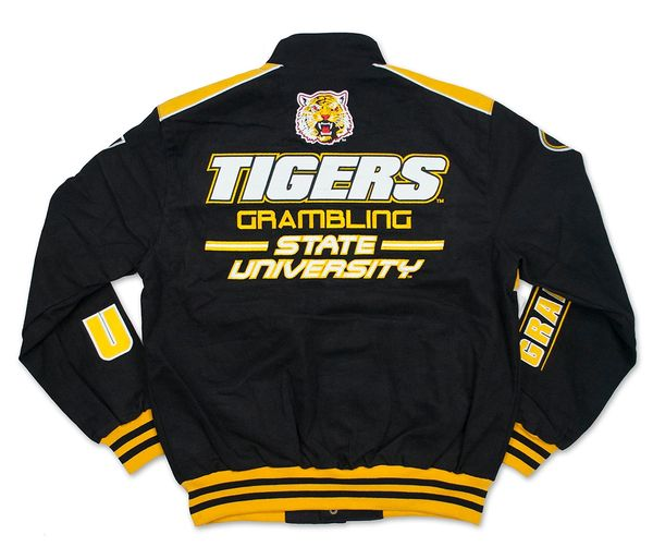 Jacket, Twill, Grambling State University
