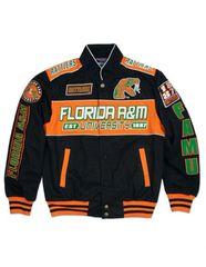 Jacket, Twill, NASCAR, FAMU