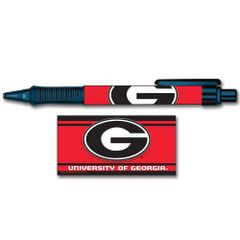 Pens, 3-pack gripper Georgia