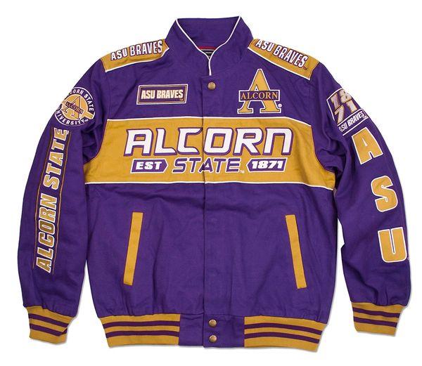 Jacket, Twill, Alcorn State