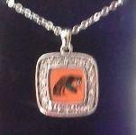 Necklace, FAMU, Square