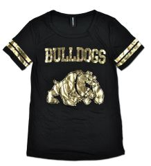Tee Shirt, Bowie State, Female
