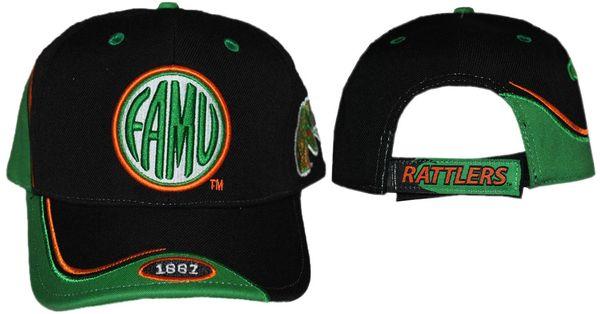 Ball Cap, Razor 6, FAMU