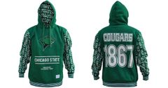 Hoodie, Chicago State