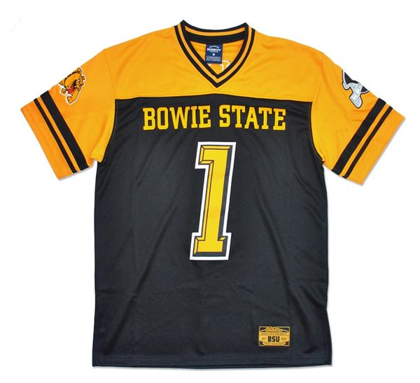 Jersey, Football Bowie State
