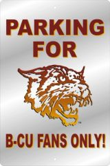 Sign, BCU Fans Only