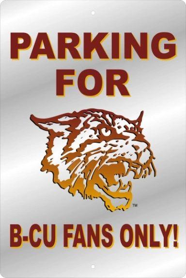 Sign, BCU Fans Only