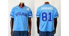 Jersey, Football, Female, Spelman