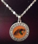 Necklace, FAMU, Round