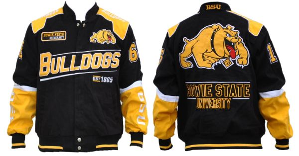 Jacket, Twill, Bowie State University